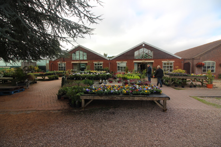 Staffordshire Garden Centre For Sale