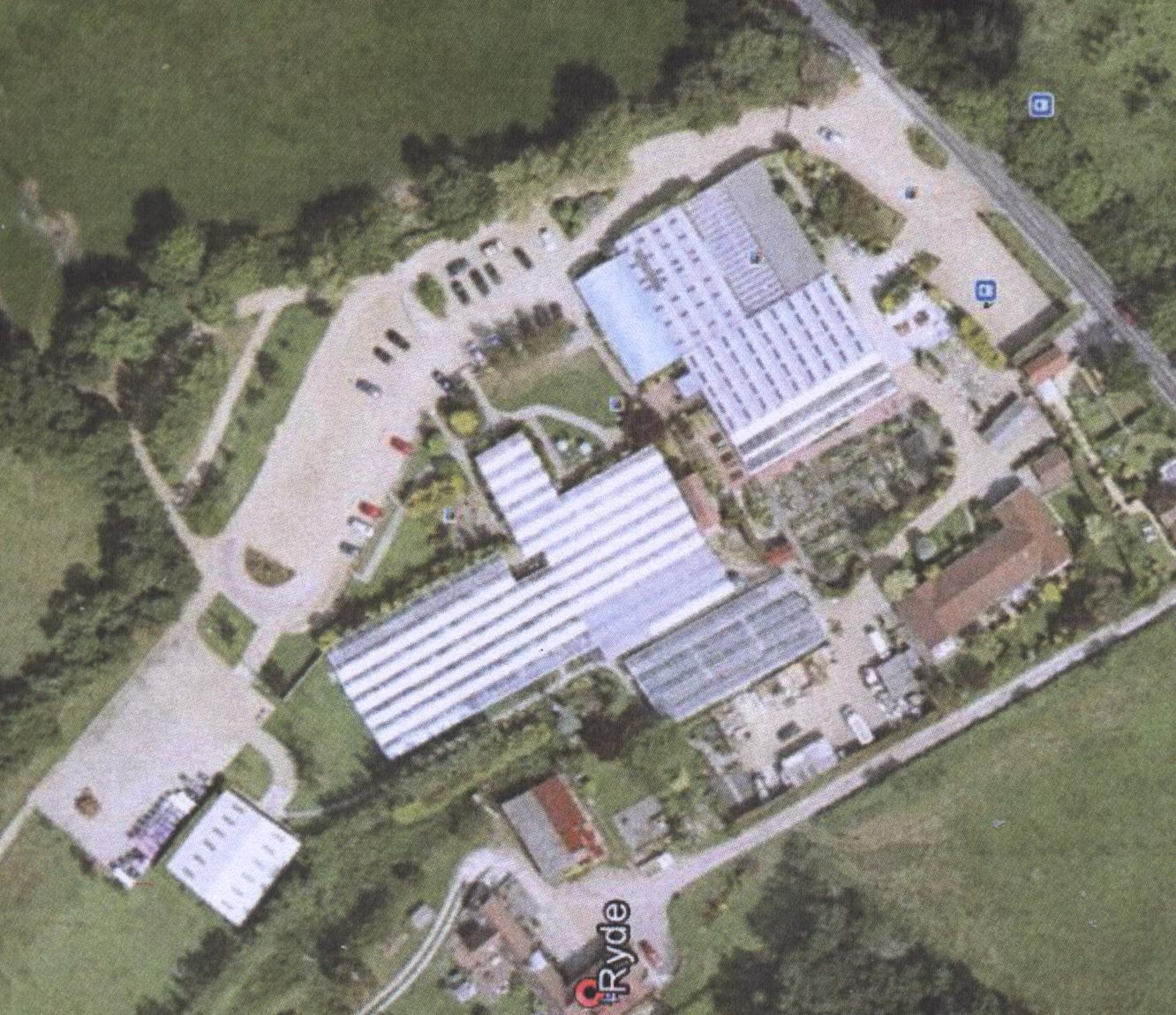 Isle 0f Wight Garden Centre For Sale